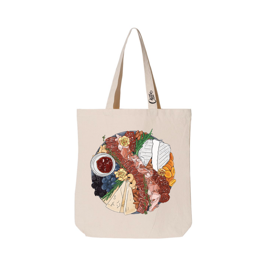 "That ""Nice to Meat You"" Tote Bag"