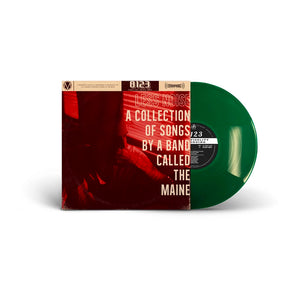 Less Noise LP (green)