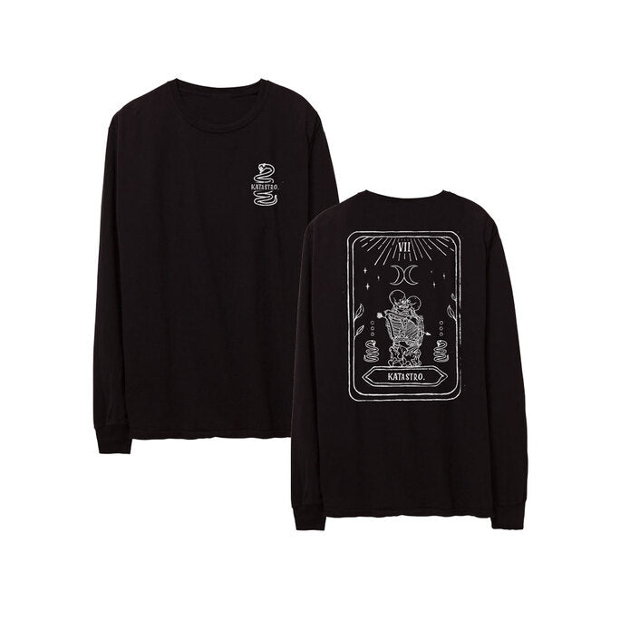 Serpent Long Sleeve Tee