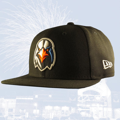 Aberdeen IronBirds New Era On-Field 5950 Cap