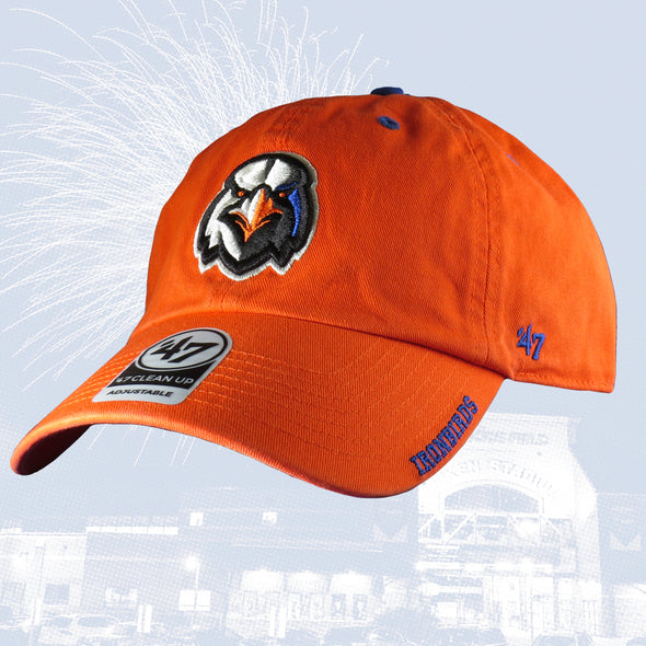 Aberdeen IronBirds Ice Clean Up cap