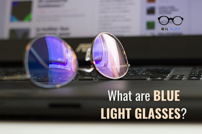 What Are Blue Light Glasses?