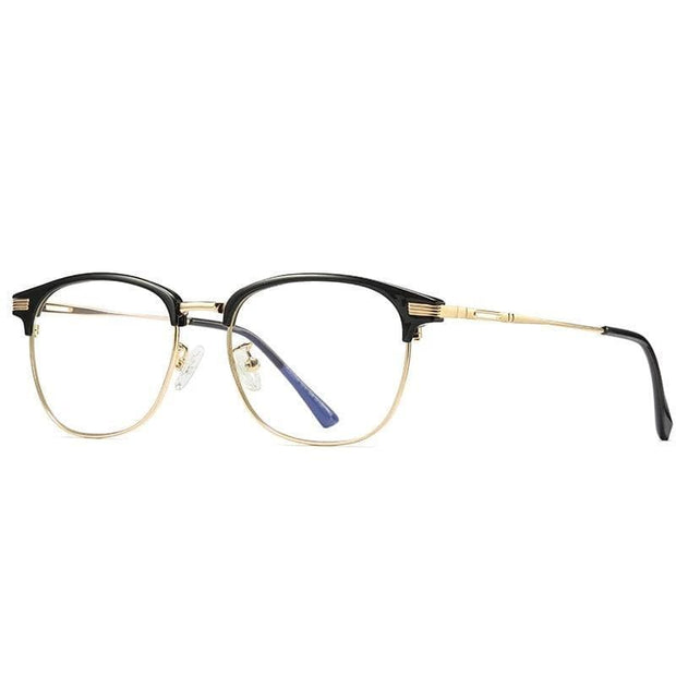 Blue Light Glasses | Branded Black Gold