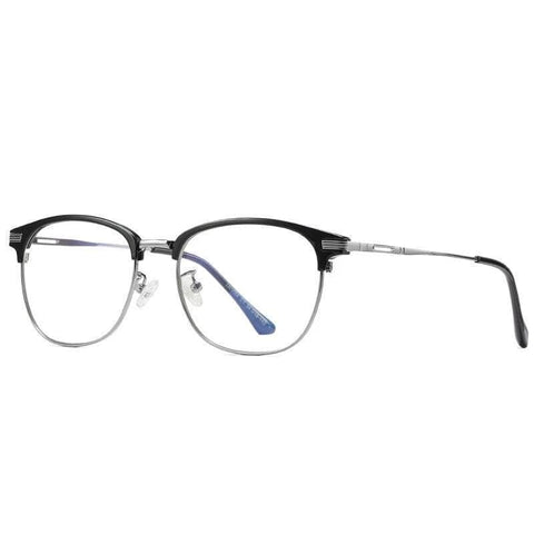 Blue Light Glasses | Branded Black