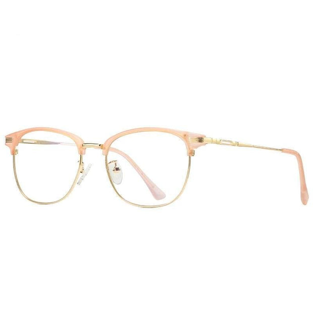 Blue Light Glasses | Branded Pink