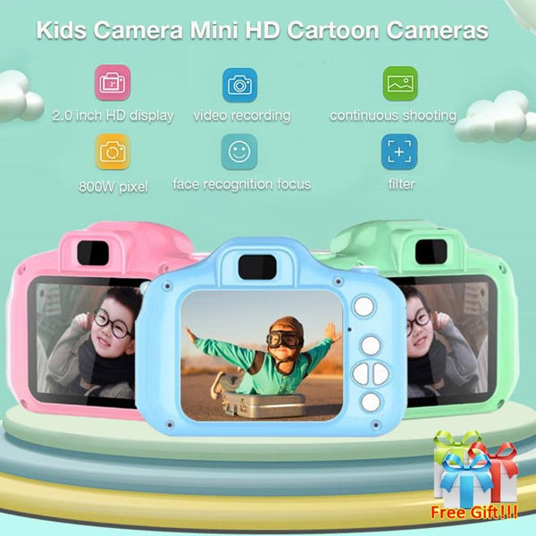 1080P Digital Mini Video Camera