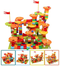Load image into Gallery viewer, MARBLE EMPIRE™ - STEM INSANE MARBLE RUN BRAIN BUILDER SET