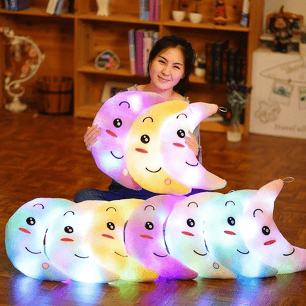 Luminous Glowing Plush Pillow