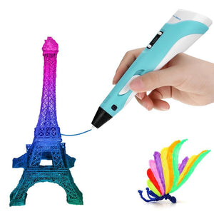 3D Printer Pen - Full Kit