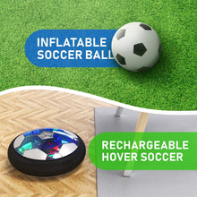 Load image into Gallery viewer, Kids Hover Soccer Ball