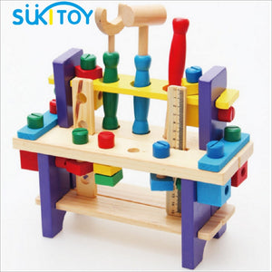 Montessori Wooden Tooling Toys For Boys