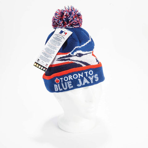 Blue Jays pom pom Toque