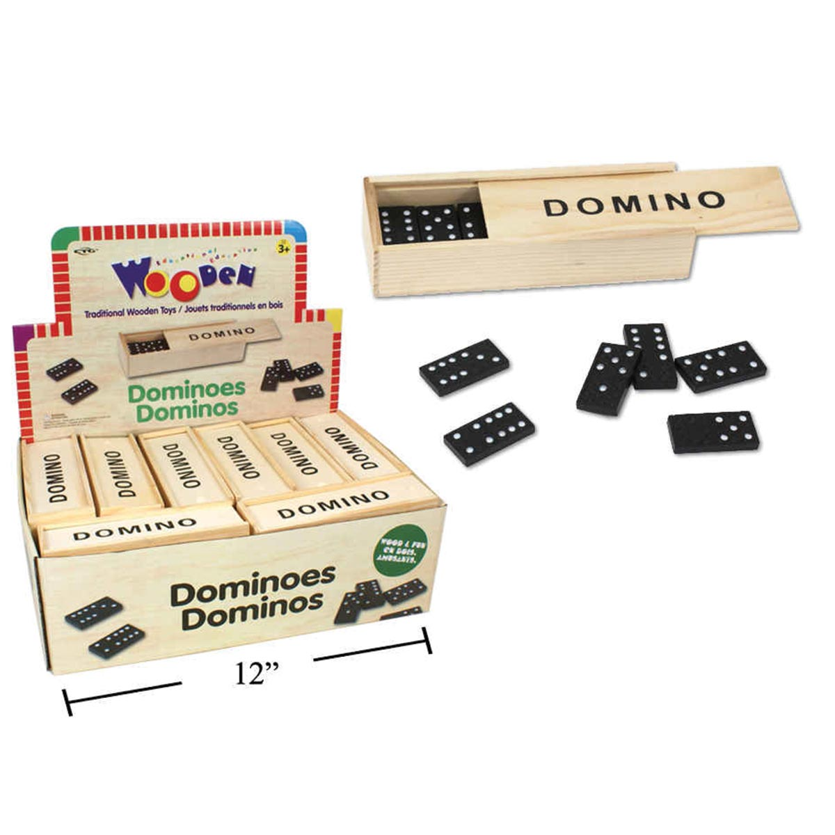 Mini Domino To Go