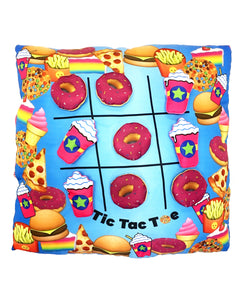 Donut Game Time Pillow