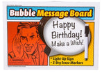 12'' Light Up Speech Bubble Message Board