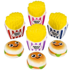 Fast Food Squishies