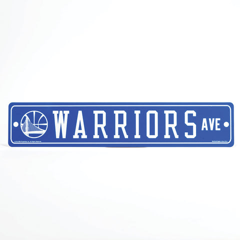 Street Sign (Golden State)