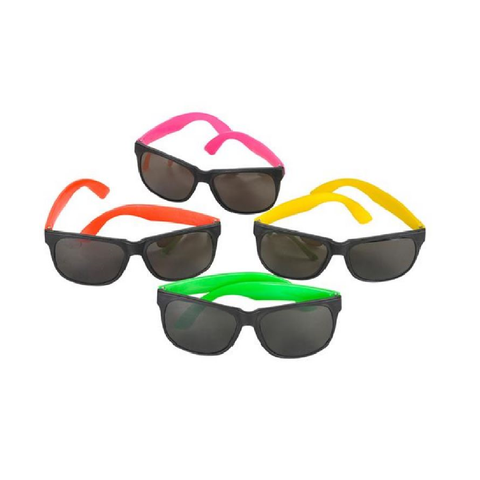 Neon Arm Sunglasses (12 Pack)