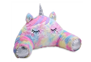 Fuzzy Unicorn Husband/Boyfriend Pillows