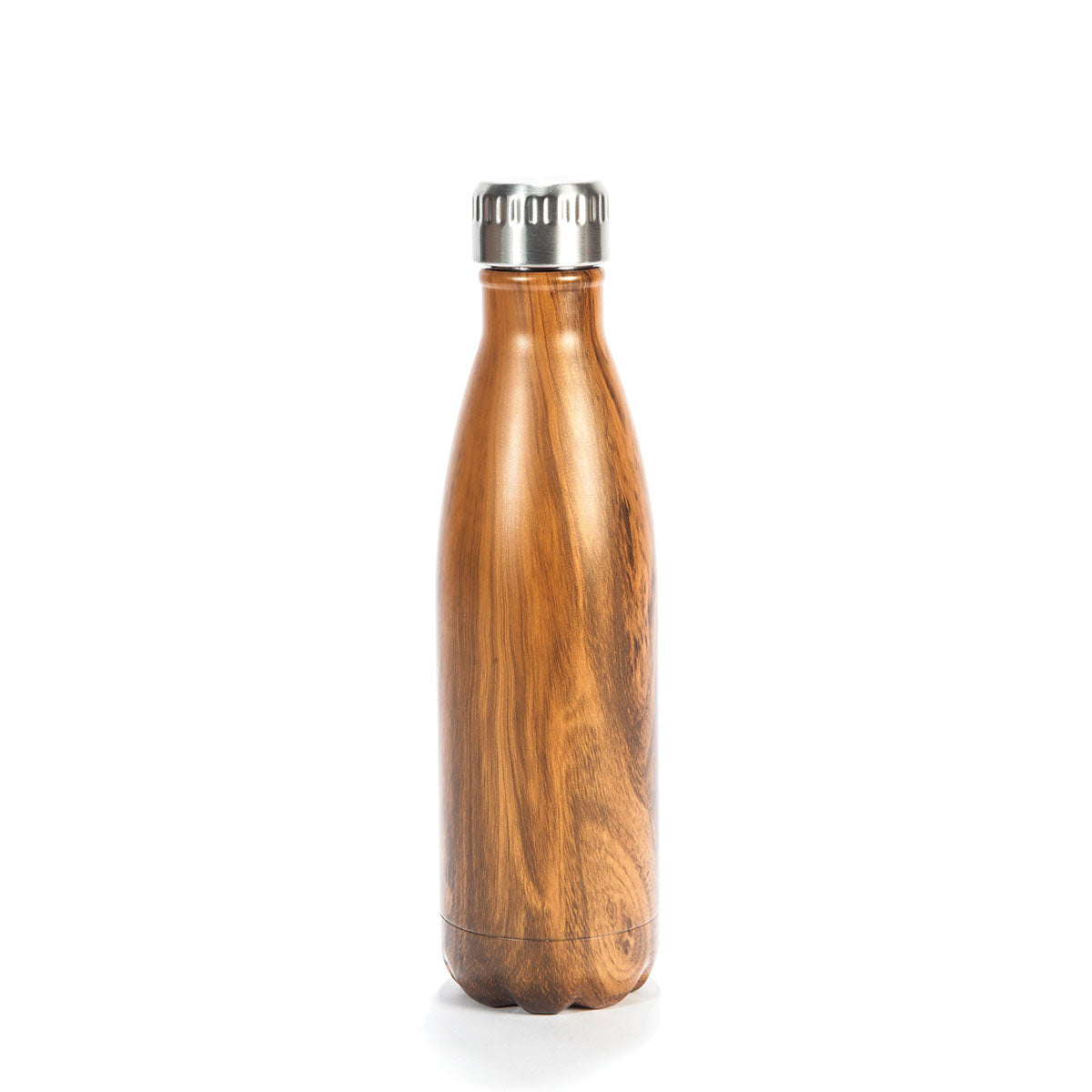 Swell Inspired Water Bottle Wood Print