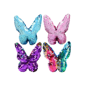 5'' Flip Sequin Butterfly Plush