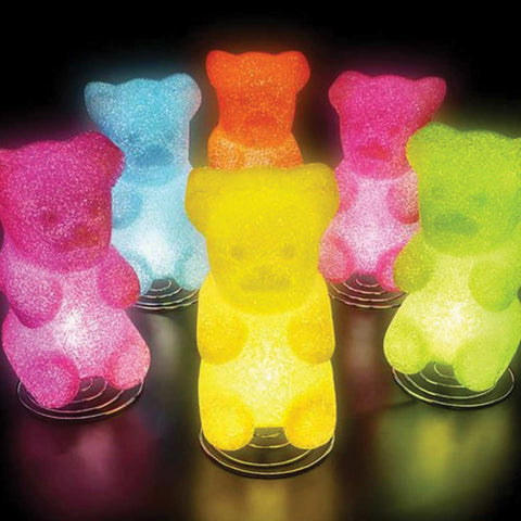 Gummy Bear Sparkle Lamp