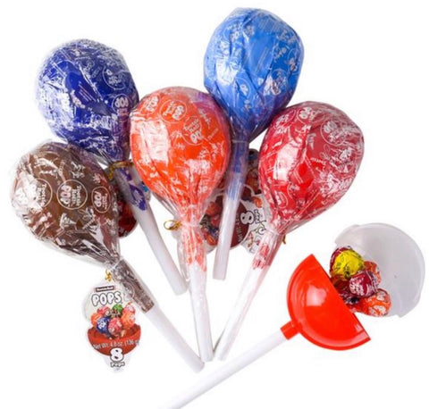 Jumbo Tootsie Pop (8 Pops)