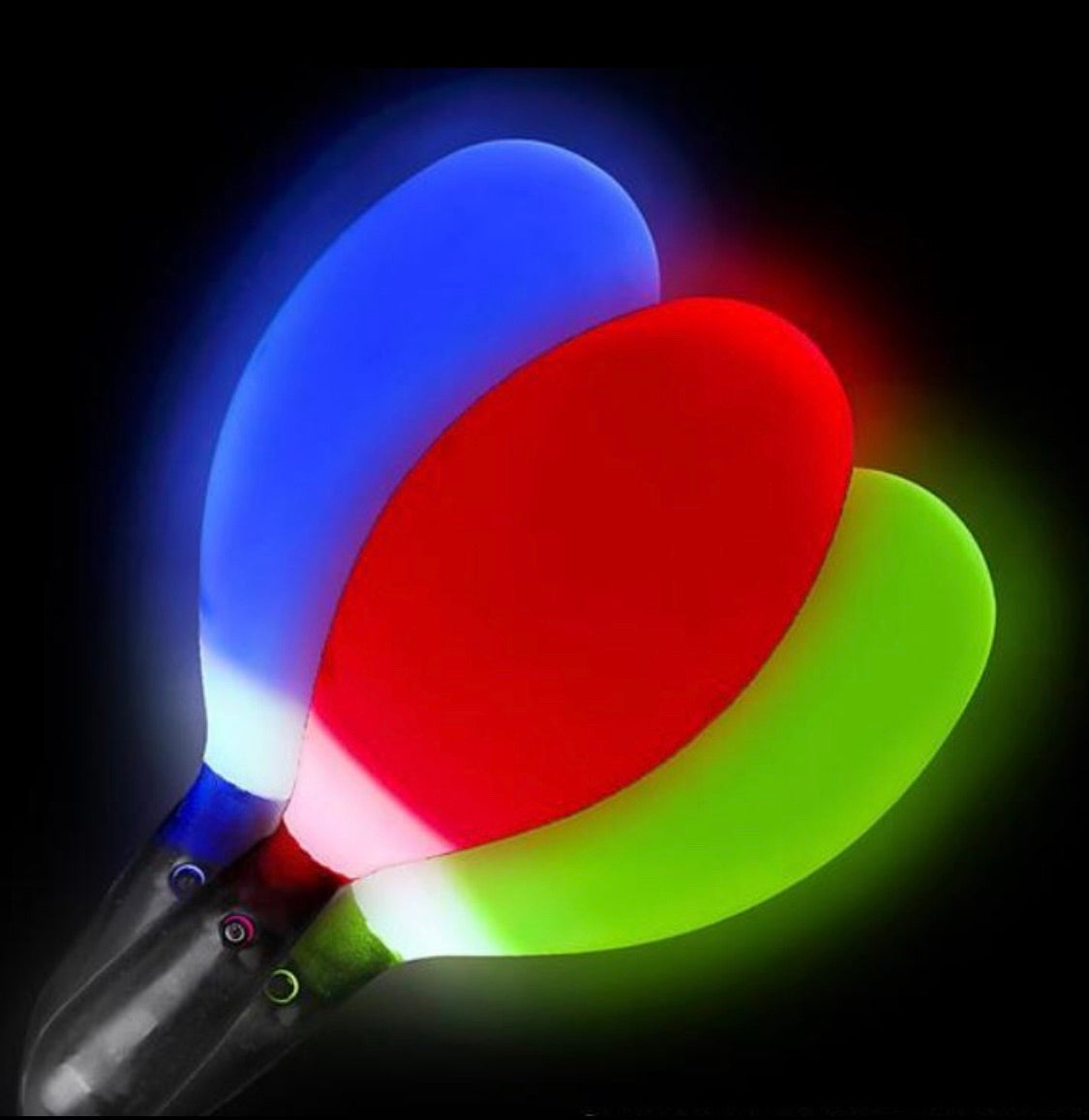 Light Up Color Changing Maracas