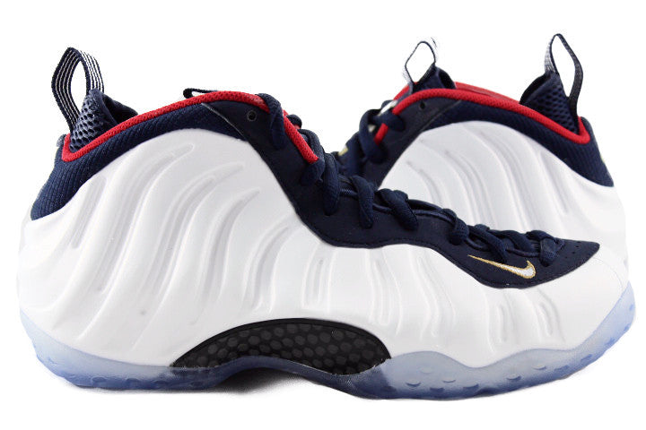 "best website 0507b 6d3eb Air Foamposite One PRM ""USA Olympic"" (GS & Men's)"
