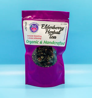 Elderberry Herbal Tea (Bulk)