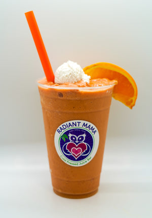 Orange Creamsicle Superfood Smoothie