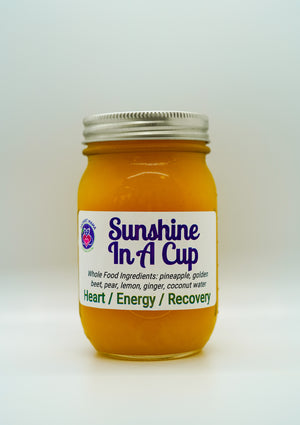 Sippin' on Sunshine Juice