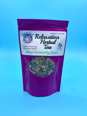 Relaxation Herbal Tea (Loose Leaf)