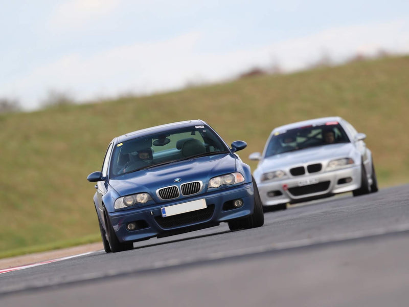 Improving a legend - weight cutting on an E46 M3