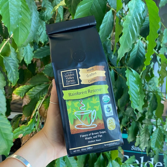 Rainforest Reserve Coffee-Certified Organic