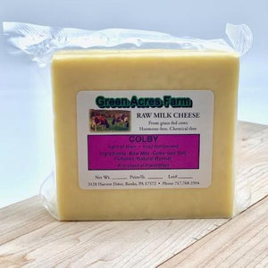 Coldby Cheese - Green Acres Farm