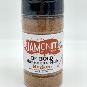 JamOnIt Be Bold Barbeque Rubs