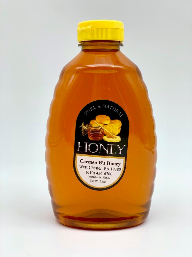 Honey from Chester County, PA