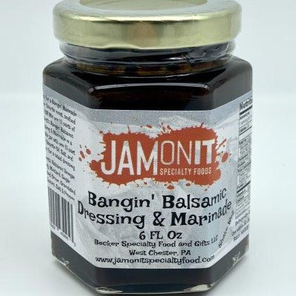 Balsamic Dressing & Marinade