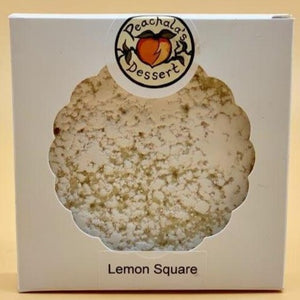 Lemon Square Shortbread