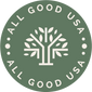 All Good USA Logo