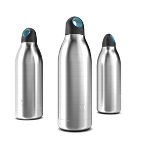 Bevu® Insulated Bottle Steel