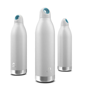 Bevu® Insulated Bottle White