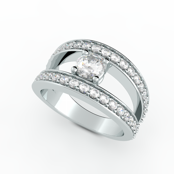Artemis Diamond Dress Ring (ARTDR102)