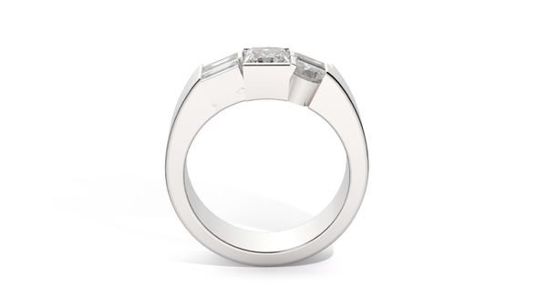 Kris Diamond Dress Ring
