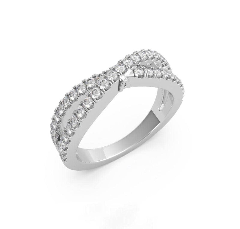 18K Eternity Diamond ring (ARTLDWR107)