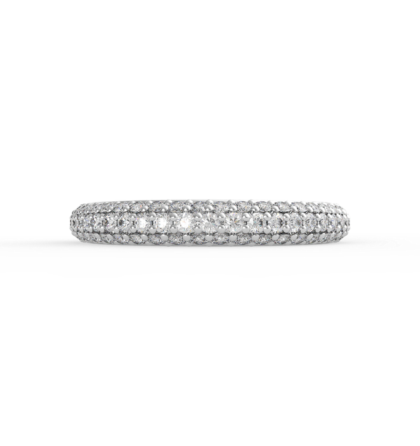 Pave Diamond Ring (ARTLDWR105)