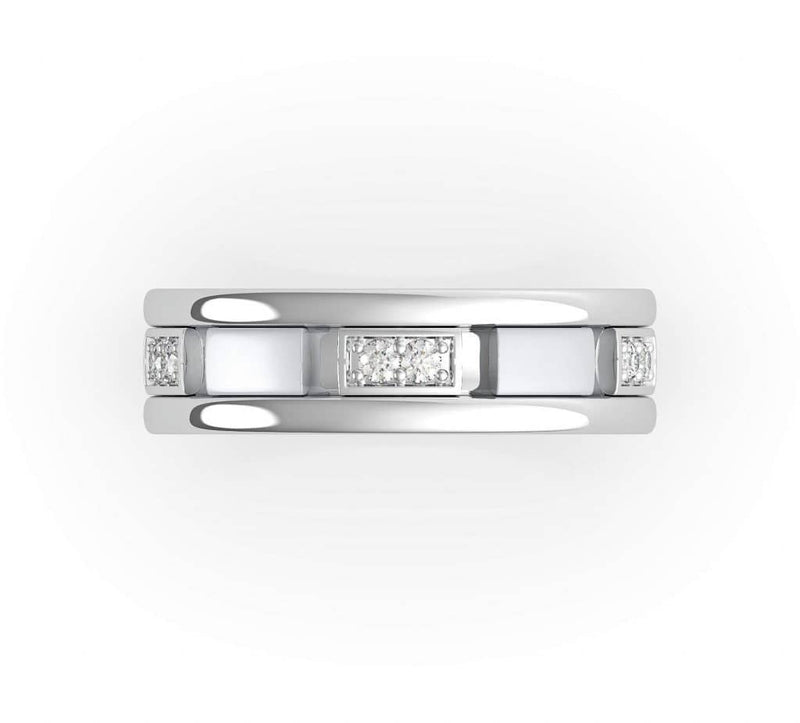 Mason Diamond Wedding Ring