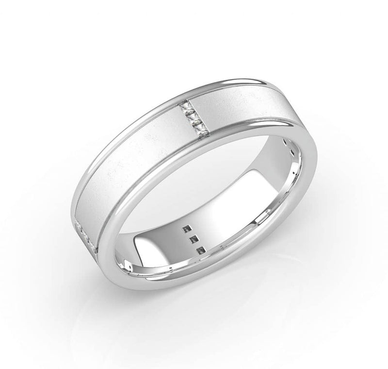 Joshua Diamond Wedding Ring