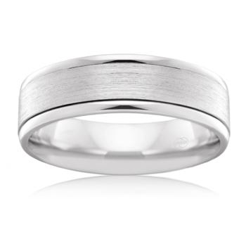 Peter Wedding Ring